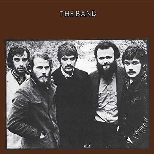 The Band - The Band (2LP) Album Cover