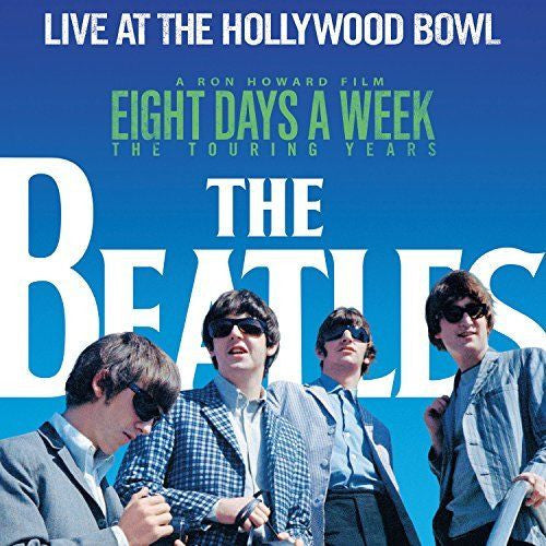 The Beatles - Live At The Hollywood Bowl Album Cover