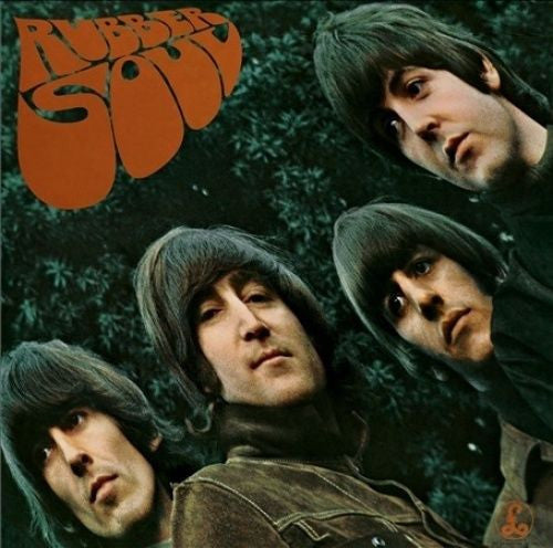 The Beatles - Rubber Soul Album Cover