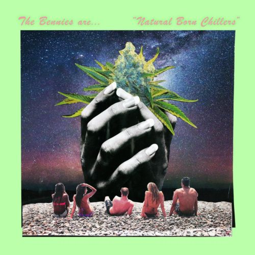 The Bennies - Natural Born Chillers Album Cover