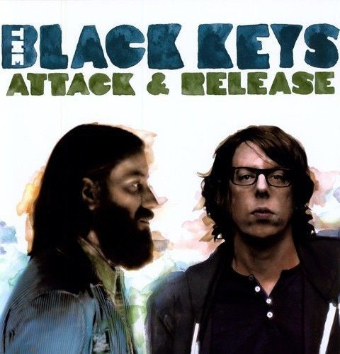 The Black Keys - Attack & Release Album Cover