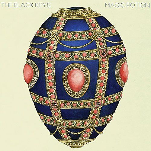 The Black Keys - Magic Potion Album Cover