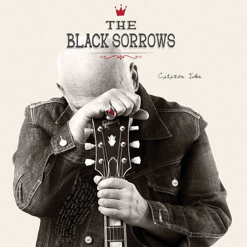 The Black Sorrows - Citizen John Album Cover