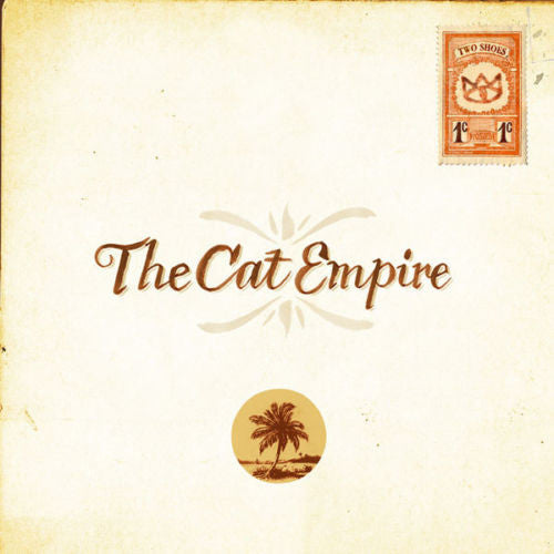 The Cat Empire - Two Shoes Album Cover