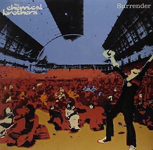 The Chemical Brothers - Surrender Album Cover