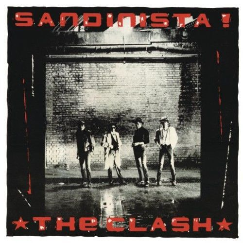 The Clash - Sandinista! Album Cover