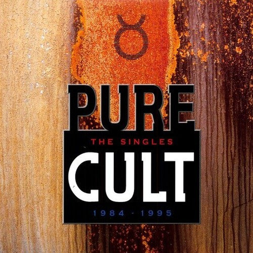 Pure Cult - Pure Cult The Singles 1984-1995 Album Cover
