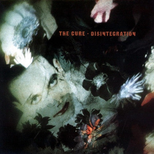 The Cure - Disintegration Album Cover