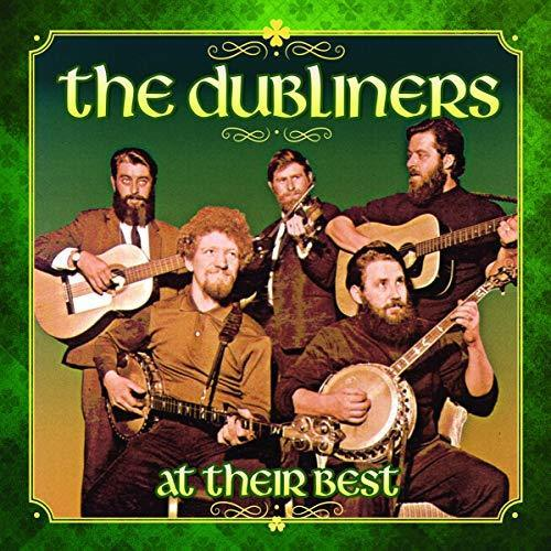 The Dubliners - The Dubliners At Their Best Album Cover