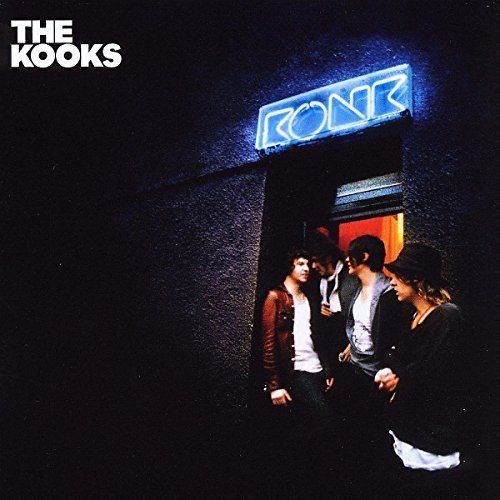 The Kooks - Konk Album Cover