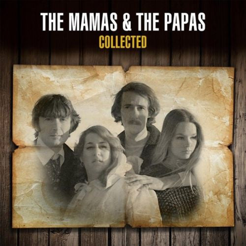 The Mamas & The Papas - Collected Album Cover