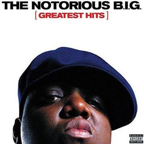 The Notorious B.I.G. - Greatest Hits Album Cover
