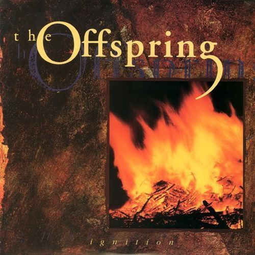The Offspring - Ignition Album Cover