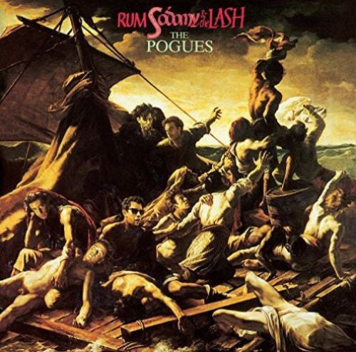The Pogues - Rum Sodomy & The Lash Album Cover