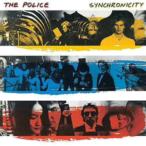 The Police - Synchronicity Album Cover