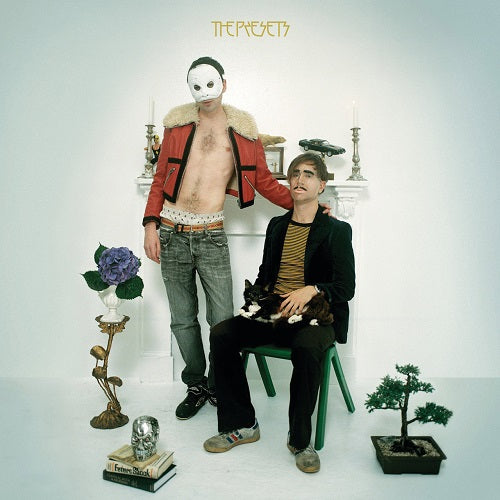 The Presets - Beams Album Cover