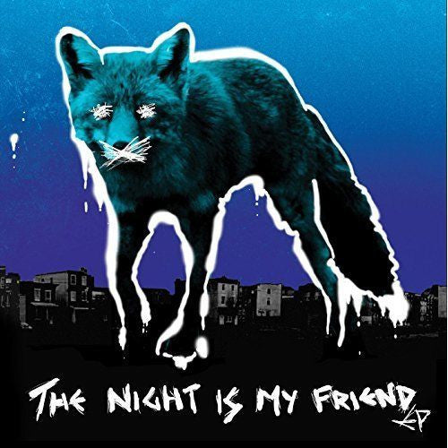 The Prodigy - The Night Is My Friend EP Album Cover