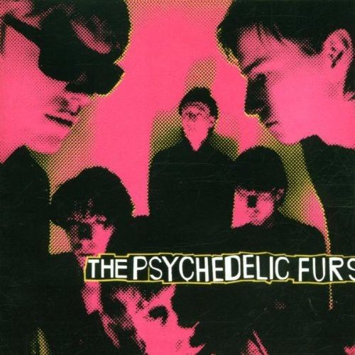 The Psychedelic Furs - The Psychedelic Furs Album Cover
