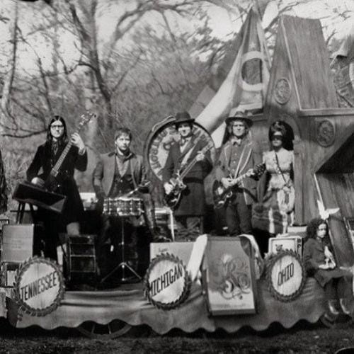 The Raconteurs - Consolers Of The Lonely Album Cover