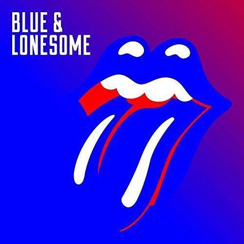 The Rolling Stones - Blue & Lonesome Album Cover