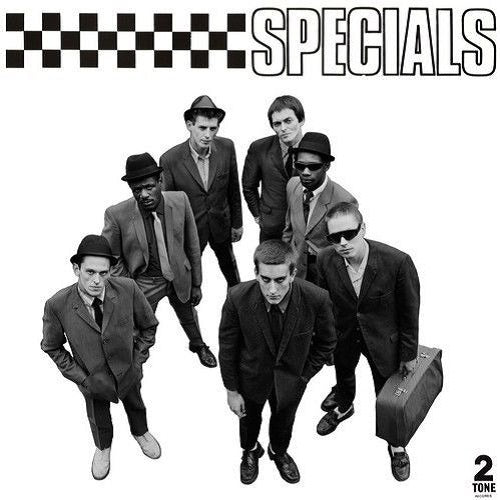 The Specials - Specials Album Cover