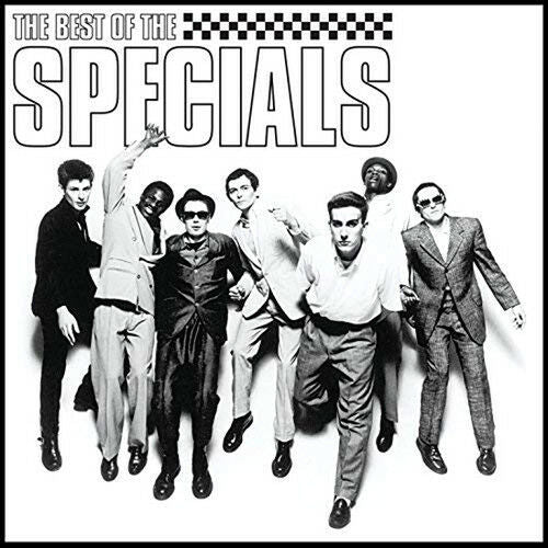 The Specials - The Best Of The Specials Album Cover