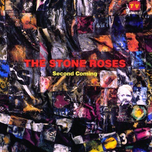 The Stone Roses - Second Coming Album Cover