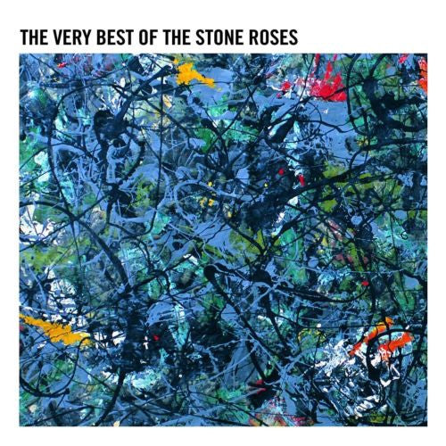 The Stone Roses - The Very Best Of The Stone Roses Album Cover