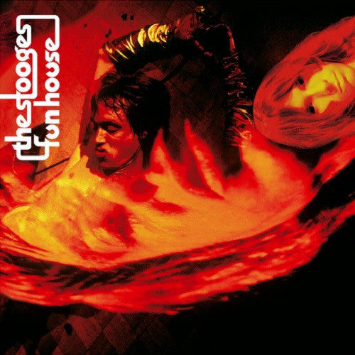 The Stooges - Fun House Album Cover