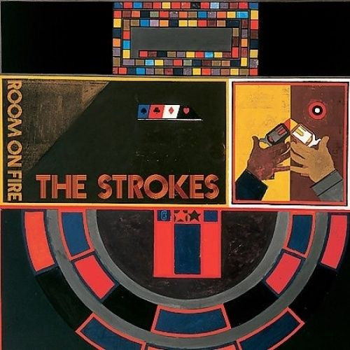 The Strokes - Room On Fire Album Cover