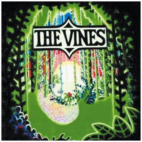 The Vines - Highly Evolved Album Cover