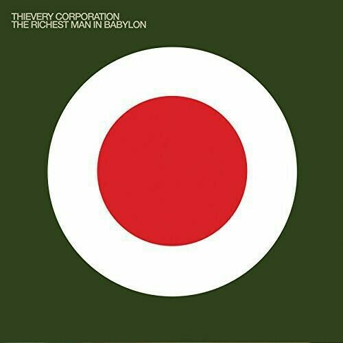 Thievery Corporation - The Richest Man In Babylon Album Cover