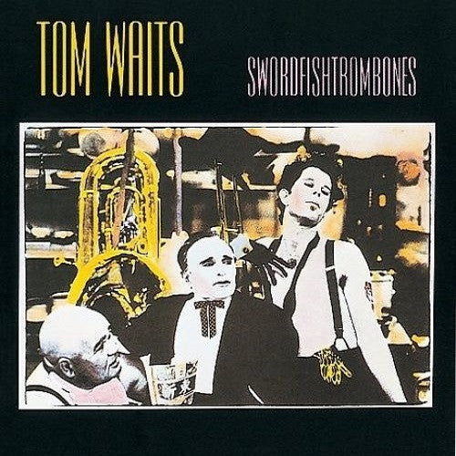 Tom Waits - Swordfishtrombones Album Cover