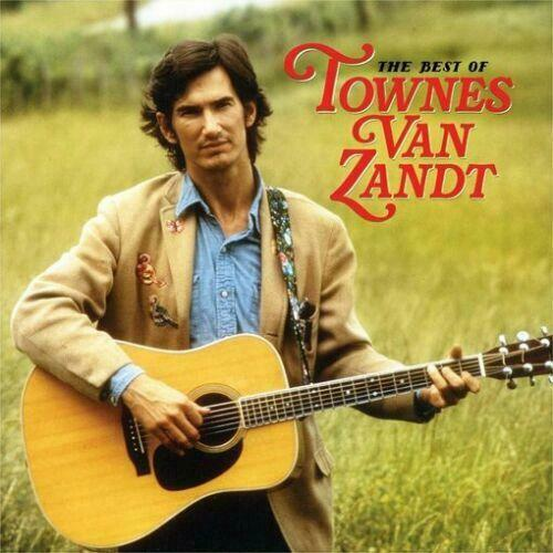 Townes Van Zandt - The Best Of Townes Van Zandt Album Cover