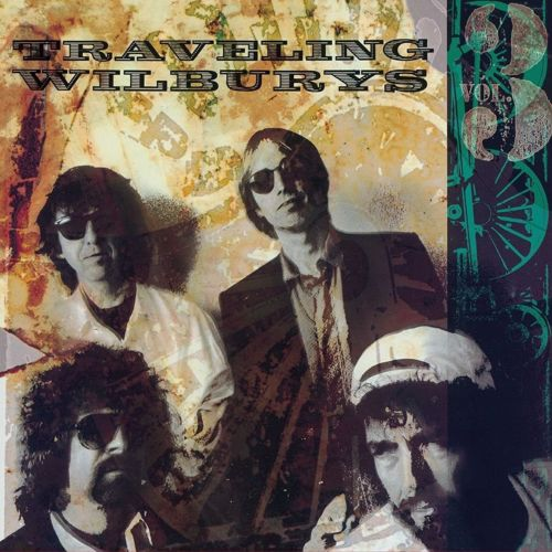 Traveling Wilburys - Vol. 3 Album Cover