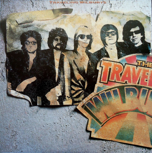 Traveling Wilburys - Volume One Album Cover
