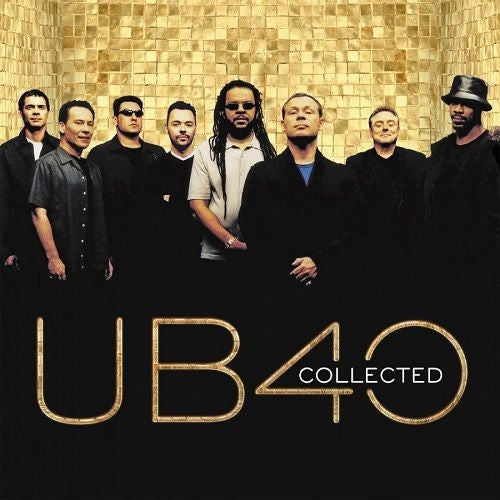 UB40 - Collected Album Cover
