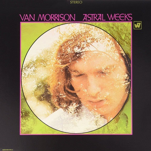 Van Morrison - Astral Weeks Album Cover