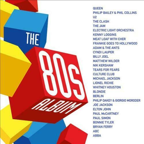 Various Artists - The 80s Album Cover