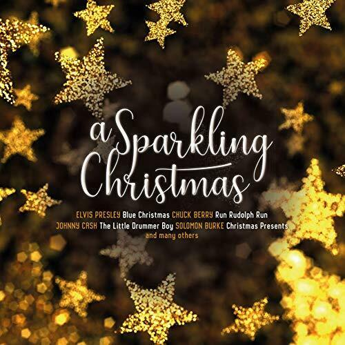Various Artists - A Sparkling Christmas Album Cover