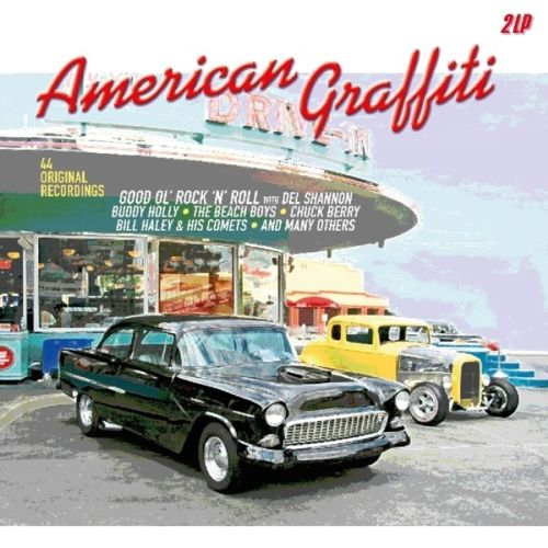 Various Artists - American Graffiti: Good Ol' Rock 'N' Roll Album Cover
