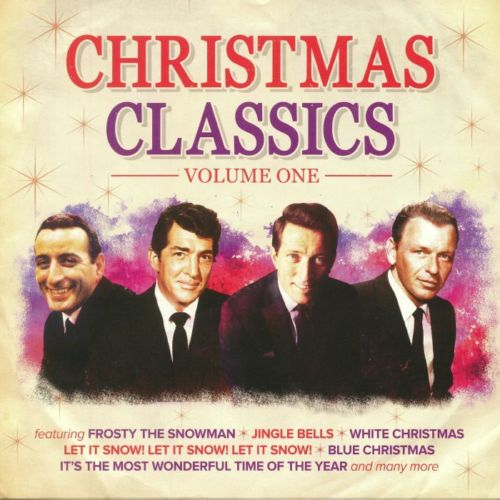 Various Artists - Christmas Classics Volume One Album Cover