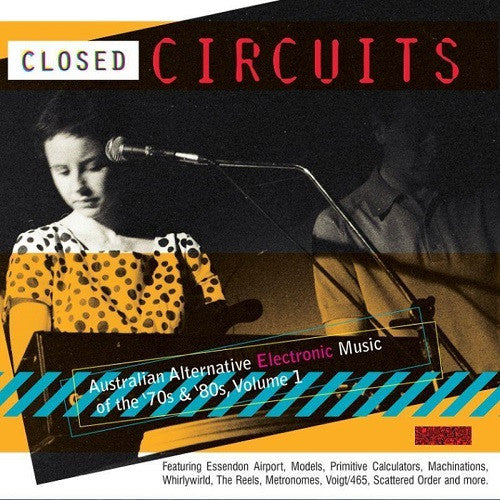 Various Artists - Closed Circuits Album Cover