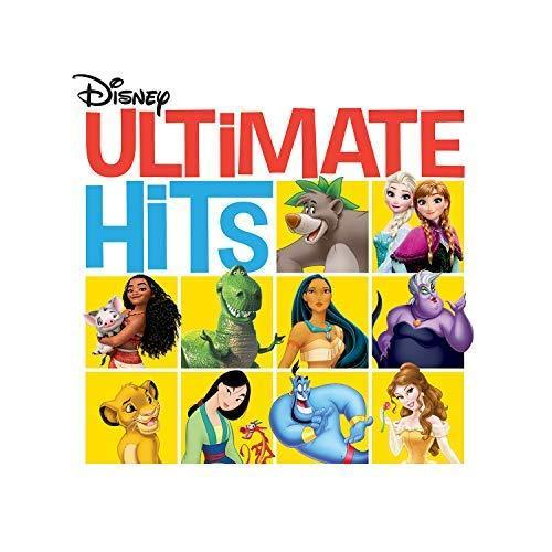 Various Artists - Disney Ultimate Hits Album Cover