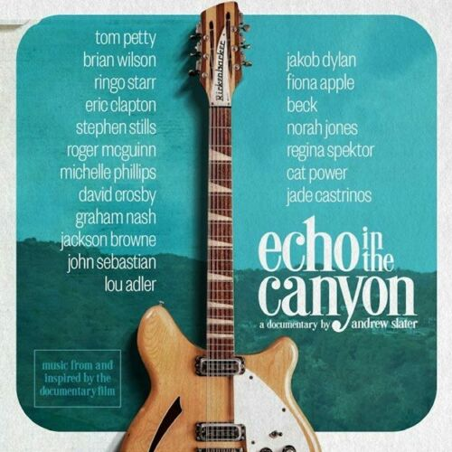 Various Artists - Echo In The Canyon Album Cover