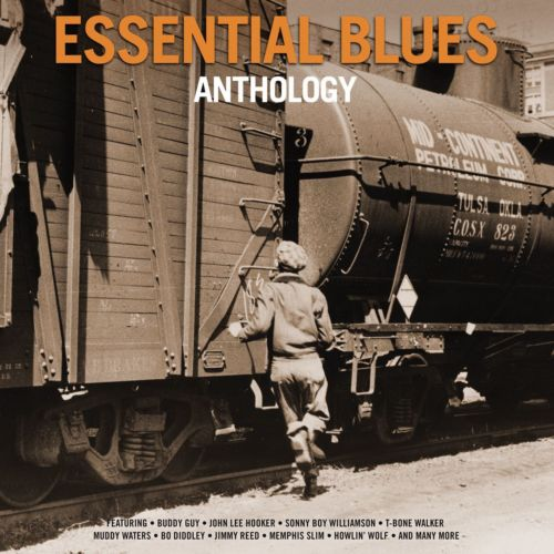 Various Artists - Essential Blues Anthology Album Cover