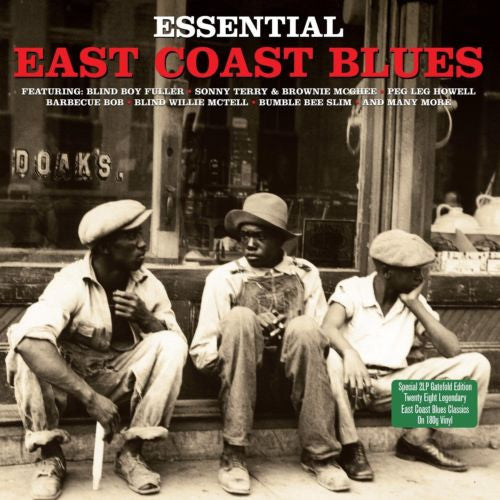 Various Artists - Essential East Coast Blues Album Cover