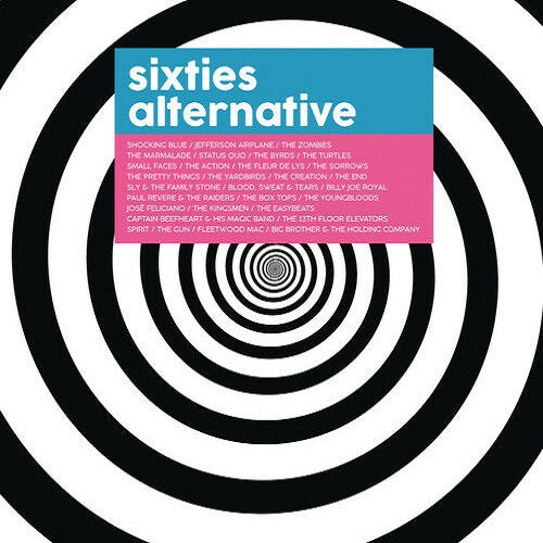 Various Artists - Sixties Alternative Album Cover