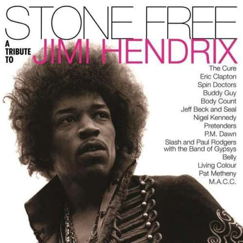 Various Artists - Stone Free: A Tribute To Jimi Hendrix Album Cover