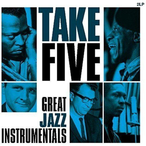 Various Artists - Take Five: Great Jazz Instrumentals Album Cover